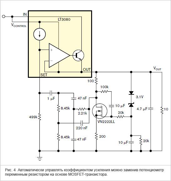 формы сигнала генератора