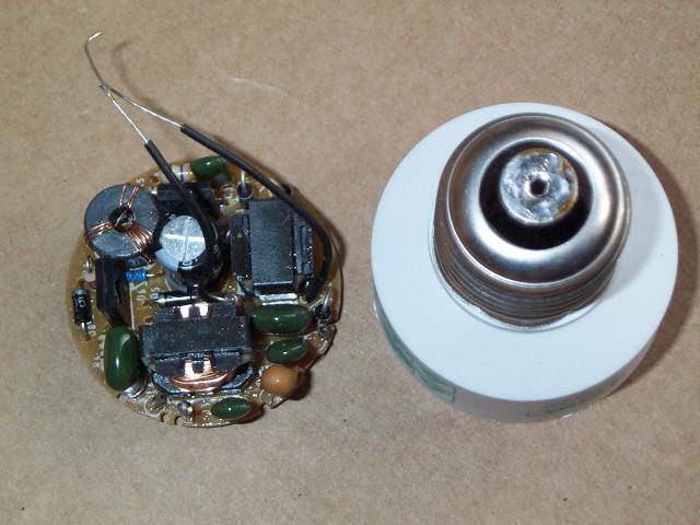 схемы энергосберегающих ламп - Схемы.
