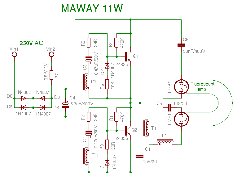 Maway 11W