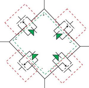 Мост на полевых транзисторах