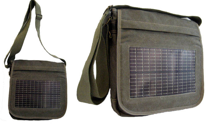 Make your own Solar Bag