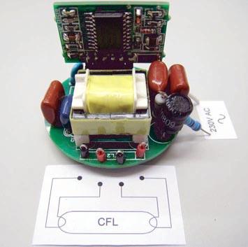 Микросхема UBA2028 для компактных ...
