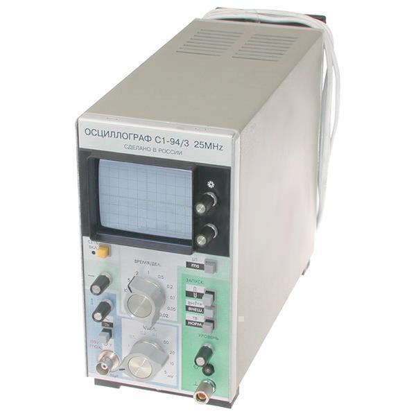 Осциллограф С1-94 | Технические характеристики и ...