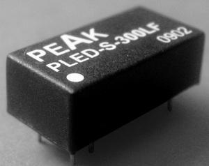 Внешний вид драйверов серии PLED-S
