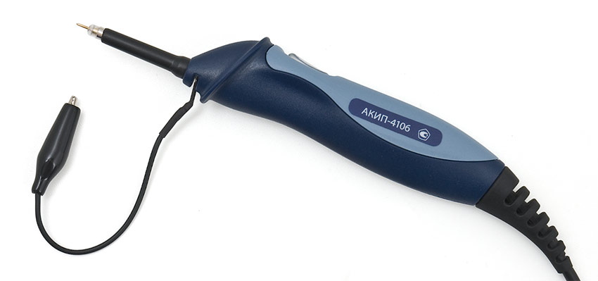 USB осциллограф АКИП-4106