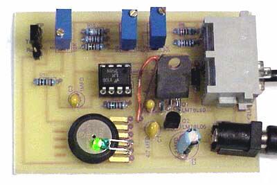 1-Wire Barometer