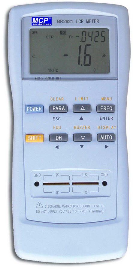 Прецизионный измеритель RLC MCP BR2821