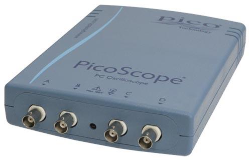USB осциллограф PicoScope 4424