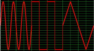 Пример несложного сигнала