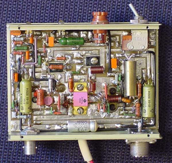 Усилитель для радиостанции 3.