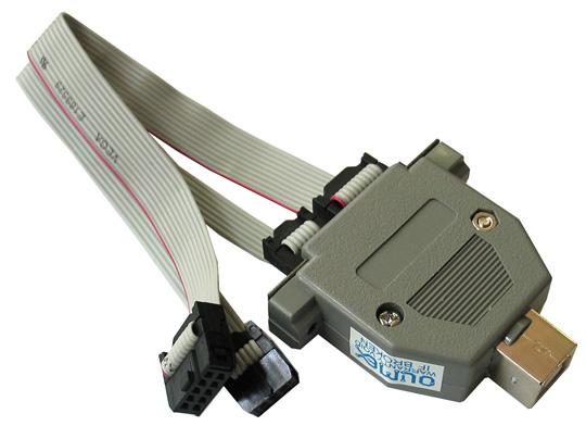 AVR-ISP500 Внутрисхемный программатор AVR-контроллеров 2661 руб.
