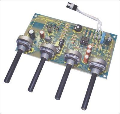 Генератор звуковой частоты Мастер КИТ NS009