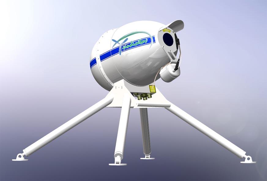 «Умные» ветровые турбины могут