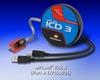 Внутрисхемный программатор-отладчик Microchip DV164035