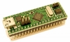 Microcontroller Module with ATmega644P Chip45 Crumb644 V1.0