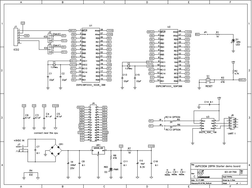 DM300017 Specifications Microchip  Download PDF