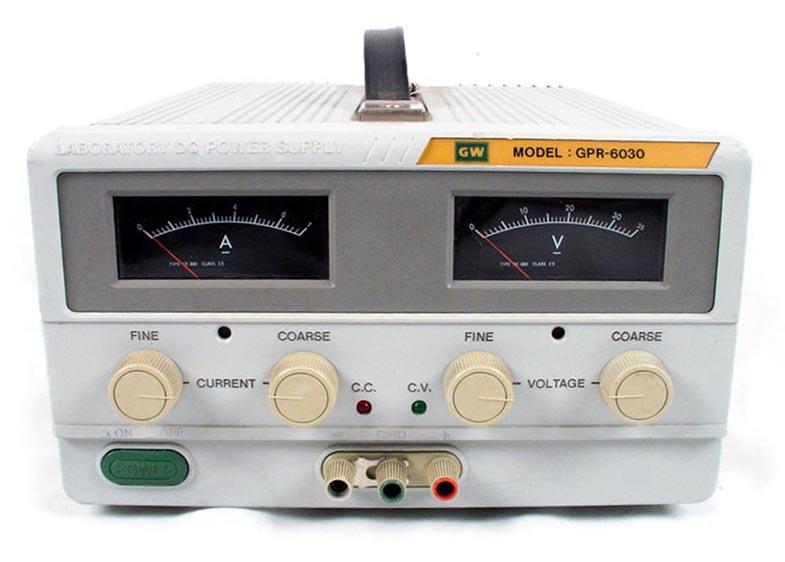 Источник питания Good Will GPR-6030