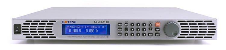 Источник питания серии АКИП-1130