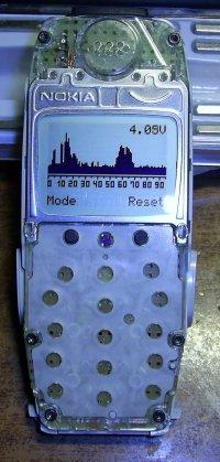 Handheld 2.4 GHz Spectrum Analyzer