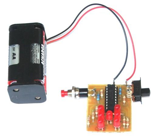 микроконтроллере PIC16F88