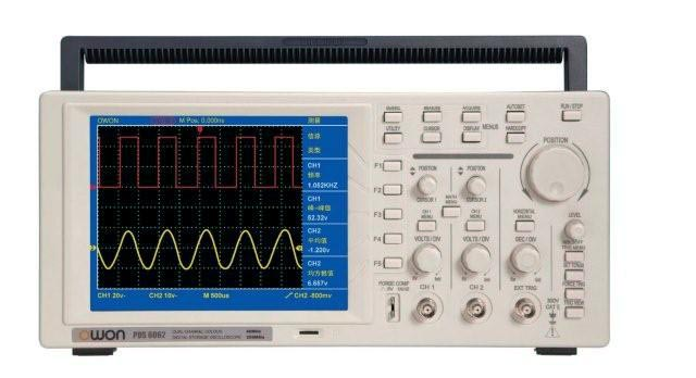 Digital Storage Oscilloscope Owon PDS6062S