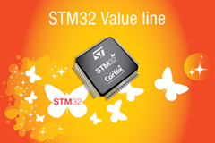 STMicroelectronics STM32 Value Line