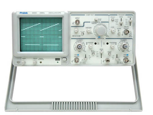 Oscilloscope Protek 6025C