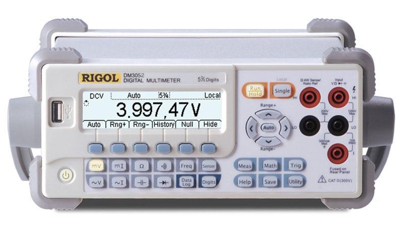 Digital Multimeter Rigol DM3052