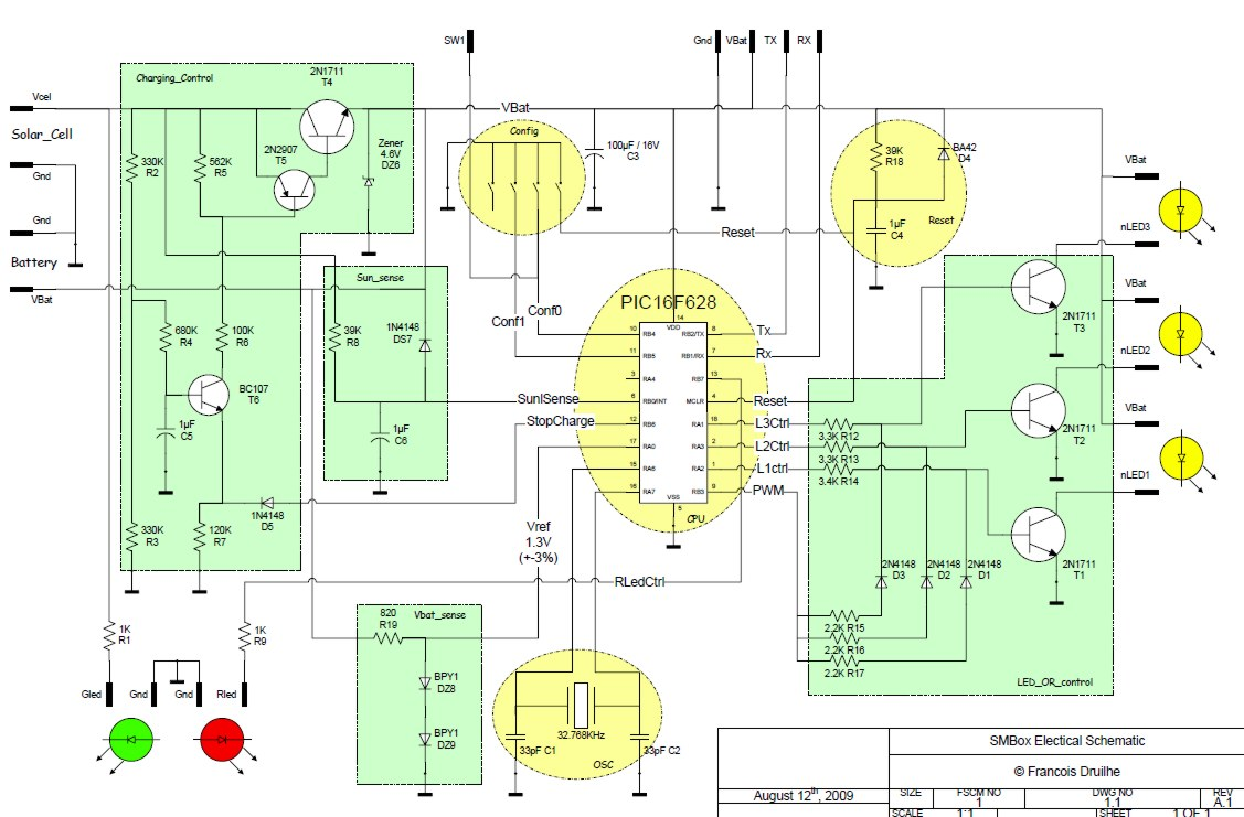 Pwm Solar Charge Controller Circuit Diagram 1127x741