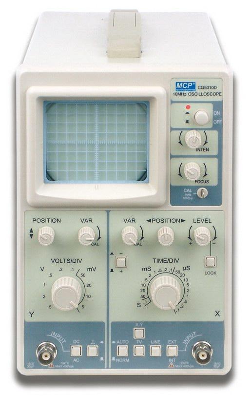 Oscilloscope MCP CQ5010D
