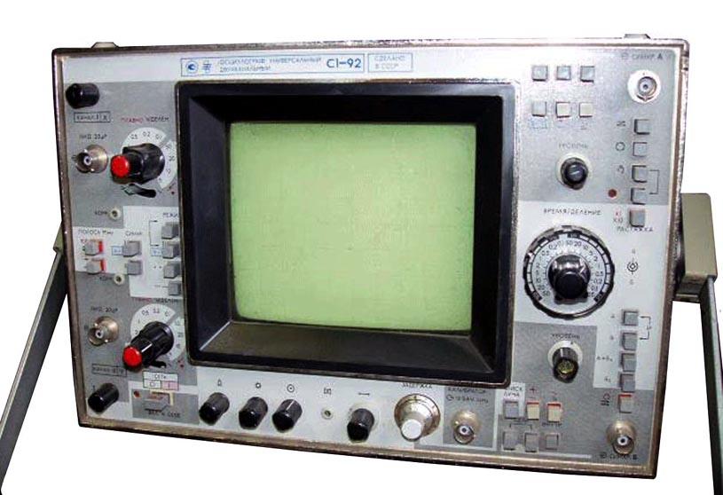 инструкция на осциллограф омц 20