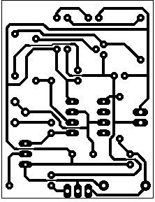 IR remote extender PCB