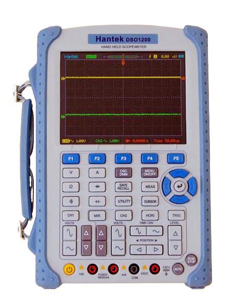 Digital handheld scope meter Hantek DSO1200