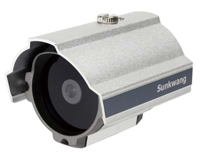 Water-proof camera Huviron SK-2124/MP14