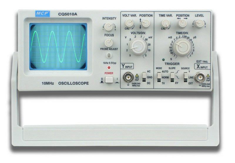 Oscilloscope MCP CQ5010A