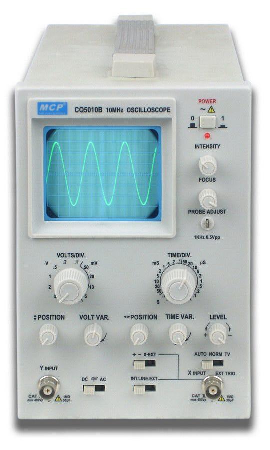 Oscilloscope MCP CQ5010B