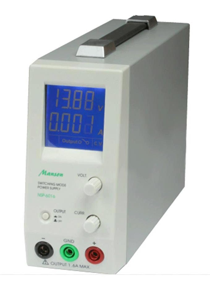 Switching Mode power supply Manson NSP-6016
