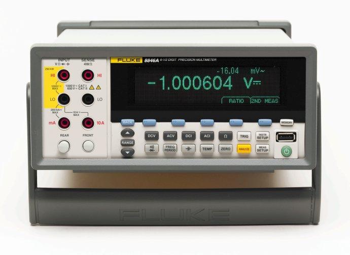 6.5 digit Precision Multimeter Fluke 8846A