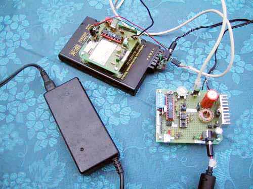 Lithium Ion Batteries for Robotics