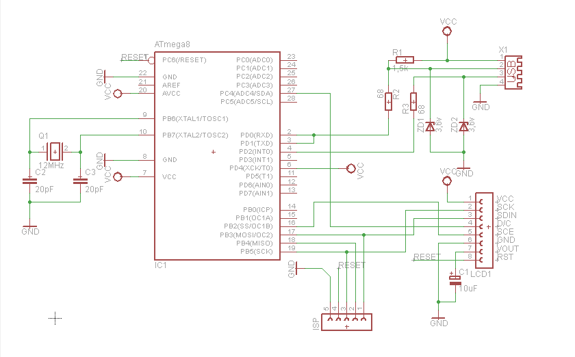 This should be pretty straight forward.  Just follow the schematic, and everything should work just fine.