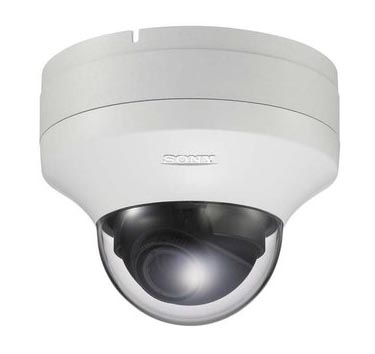 Сетевая купольная мини-камера формата HD Sony SNC-DH240