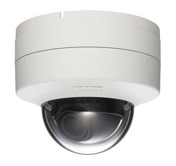 Сетевая купольная антивандальная мини-камера формата HD Sony SNC-DH240T