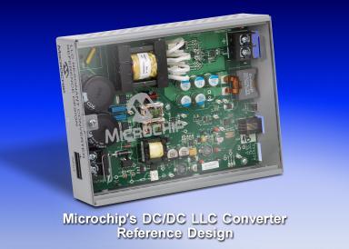 Microchip: DC/DC LLC Resonant Converter Reference Design