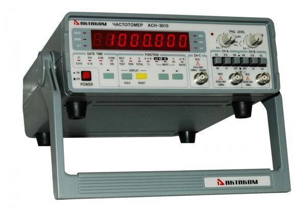 Частотомер Актаком АСН-3010