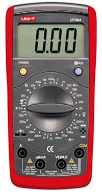 Digital Multimeter Uni-Trend UT39A
