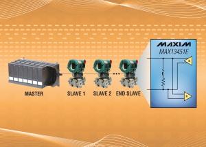 Maxim - MAX13450E, MAX13451E