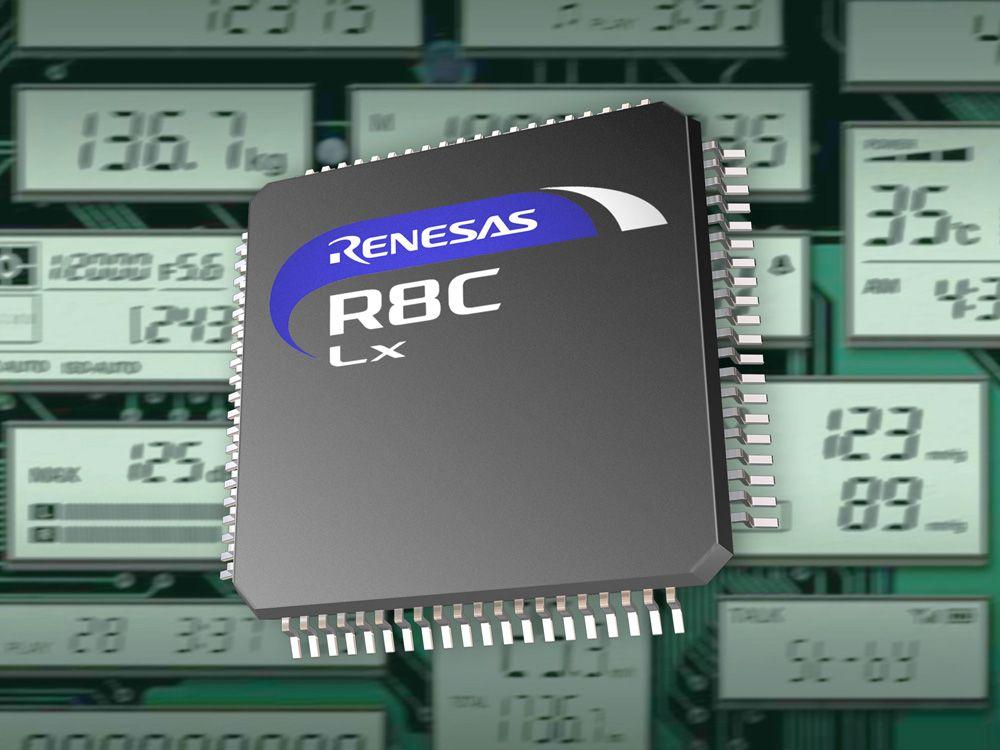 Renesas: R8C/LA5A microcontrollers