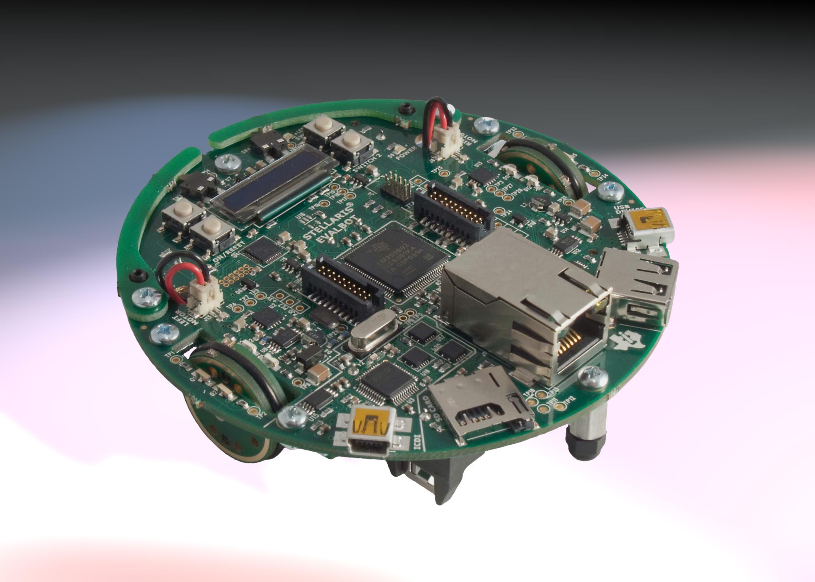 Texas Instruments: EKB-UCOS3-EVM