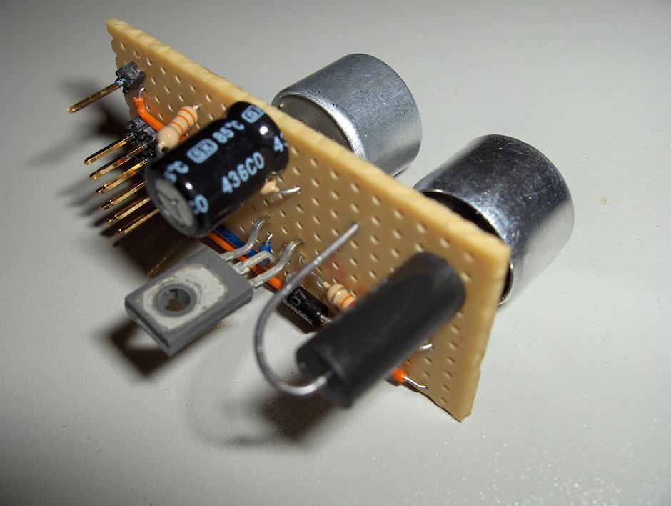 Ультразвуковой сенсор
