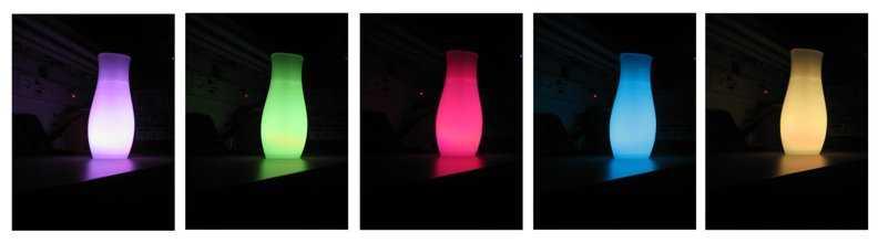 High Power LED mood Lamp